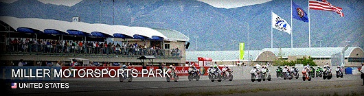 SBK-WM Miller Motorsports Park © www.worldsbk.com