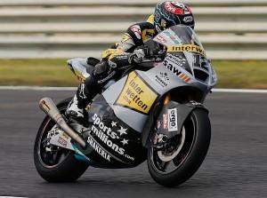Tom Lüthi © Paddock GP Racing