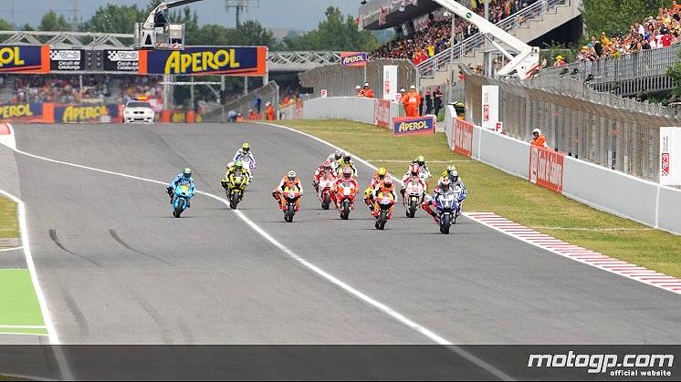 Barcelona Circuit de Catalunya  2012 © MotoGP.com