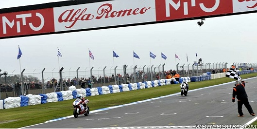 Superbike-WM Donington Park