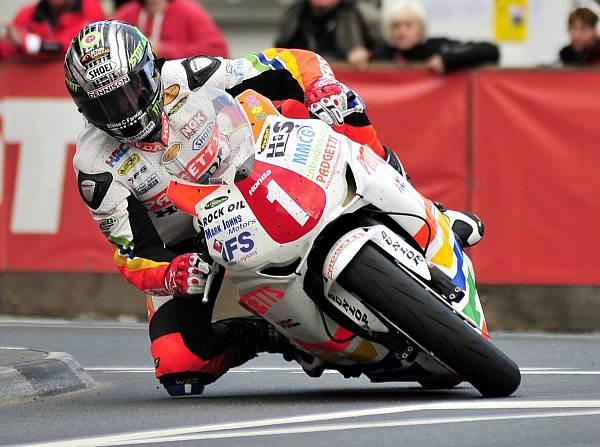 John McGuinness © iomtt.com