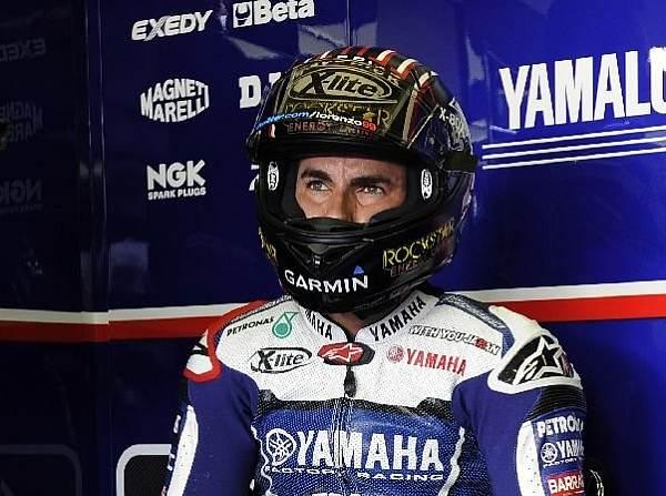 Jorge Lorenzo © Yamaha
