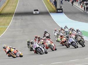 MotoGP © Bridgestone