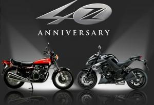 Kawasaki Z Modelle