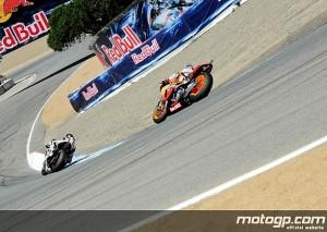 Moto GP Red Bull U.S. Grand Prix - Laguna Seca