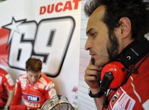 Vittoriano Guareschi  © Ducati