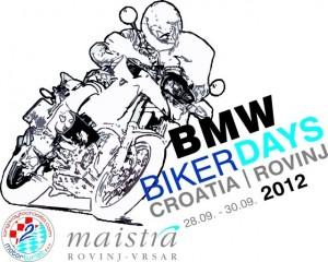 BMW BikerDays Croatia 2012