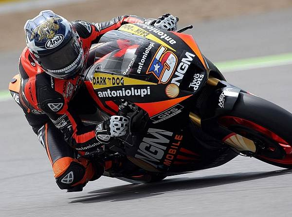 Colin Edwards - © SuterRacing