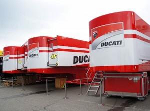 Ducati Werksteam © Motorsport-Total.com
