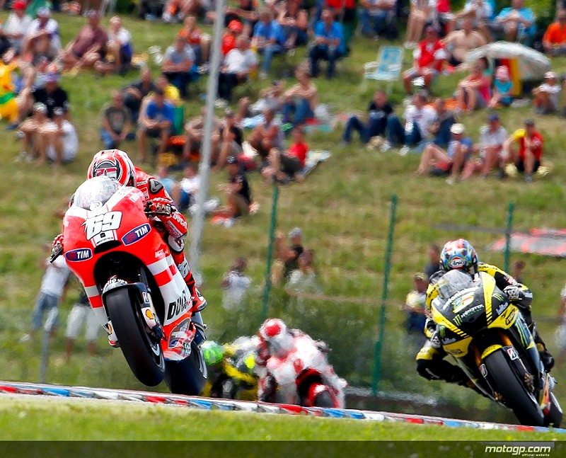 MotoGP 2012 Brünn
