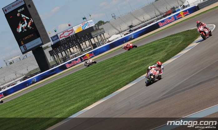 © MotoGP Indianapolis USA