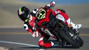 Carlin Dunne, Ducati Multistrada 1200 am Pikes Peak © www.fasterandfaster.net