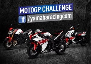 Yamaha Gewinnspiel Challenge
