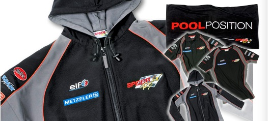 Speer Racing Fanpaket