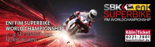 Nürburgring FIM Superbike WM