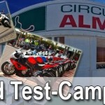 BMW Motorrad Test-Camp Almeria