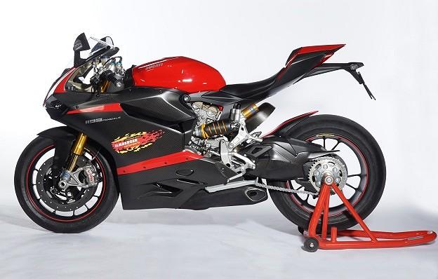Ilmberger Carbon für Ducati 1199 Panigale