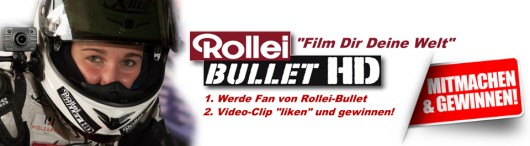 Rollei Bullet Video Contest