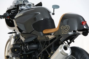 Metisse R 1200 CR Classic Racer, hinten