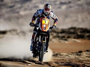 Cyril Despres © Red Bull/GEPA