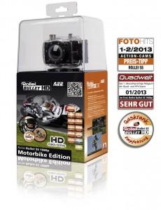 Rollei Bullet HD 5S 1080p Motorbike Edition