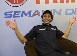 Valentino Rossi  © Yamaha