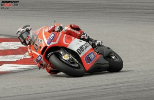 Andrea Dovizioso © Ducati