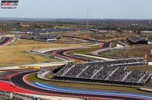 Circuit of The Americas (Austin) - © xpbimages.com