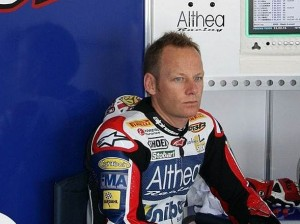 Shane Byrne © Althea Racing