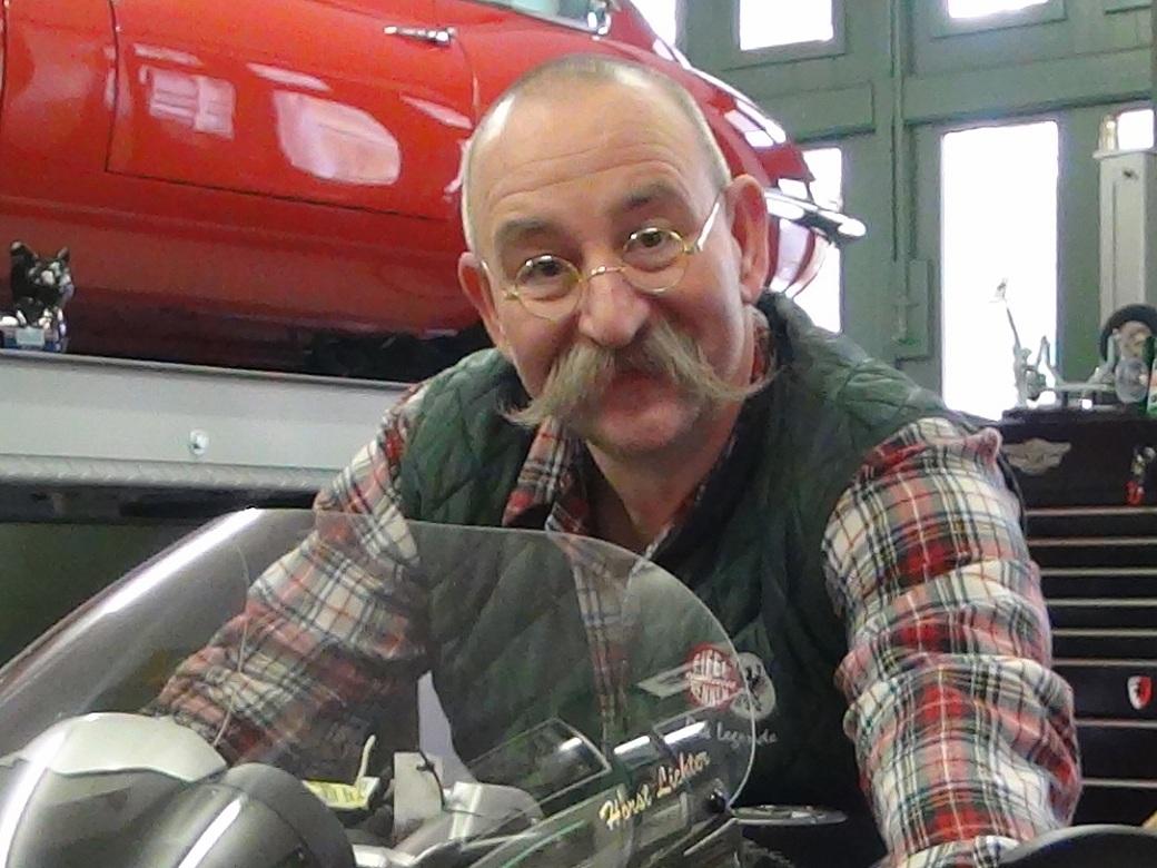 Horst Lichter Motorrad