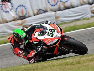 Eugene Laverty - © Aprilia