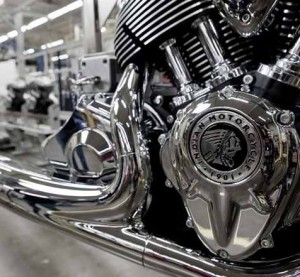 © Indian Motorcycles - Thunder Stroke 111™