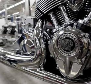 © Indian Motorcycles - Thunder Stroke 111™