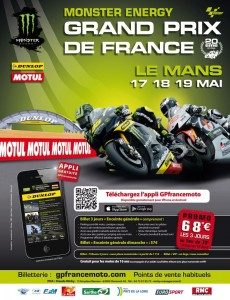 Grand Prix de France Moto Le Mans
