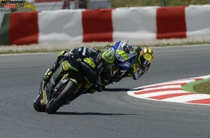 Cal Crutchlow, Valentino Rossi © Tech 3