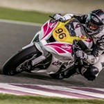 Nina Prinz Qatar International Road Racing Championship