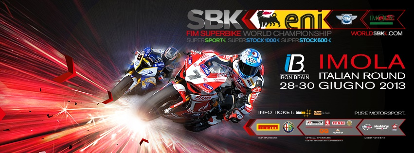 © www.worldsbk.com Superbike-WM 2013 Imola
