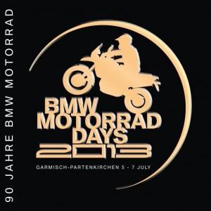 13. BMW Motorrad Days vom 5. bis 7. Juli 2013 in Garmisch-Partenkirchen