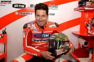 Nicky Hayden - © Ducati