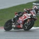 Ayrton Badovini - © Ducati
