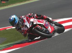 Carlos Checa © Ducati