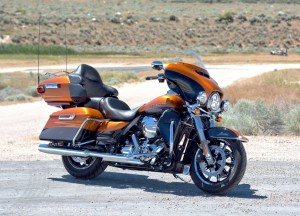 © Harley-Davidson - Die neue Touring Familie