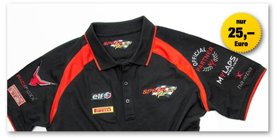 Speer Racing Polo-Shirt