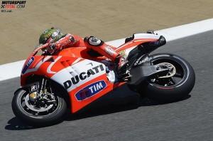 Nicky Hayden © Ducati