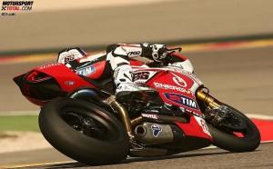 Ayrton Badovini © Ducati