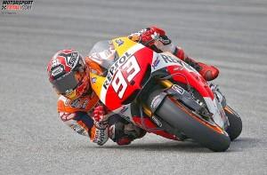 Marc Marquez © Honda
