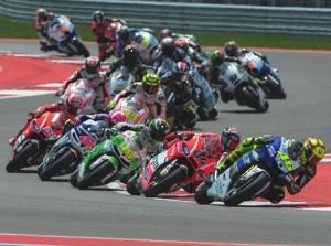 MotoGP, Starterfeld, Feld, Grid - © Keith Rizzo