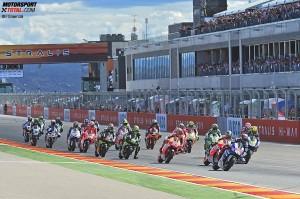 Start MotoGP - © FGlaenzel