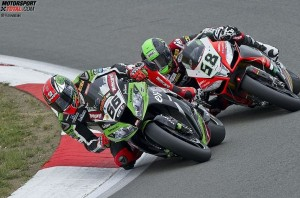 Tom Sykes, Eugene Laverty - © Kawasaki