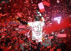 Marc Marquez, Cervera, WM-Party, Empfang - © Repsol